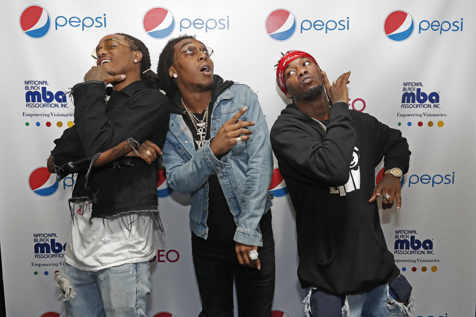 """Offset Remind The Forgetful That Migos Are """"BEST GROUP ALIVE"""""""