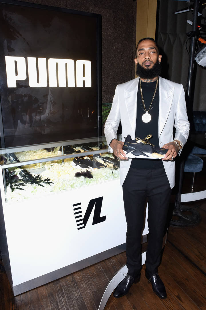 Nipsey Hussle's Team Announces PUMA Collaboration Release Date