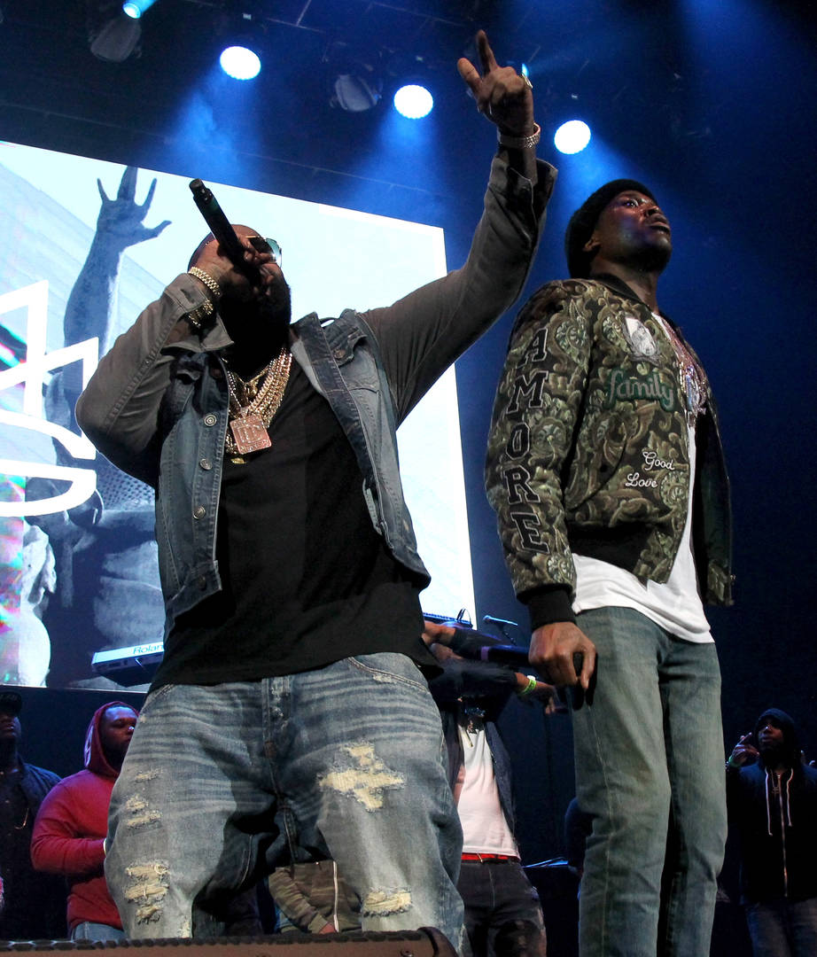 Meek Mill Shares Hilarious Video Of Rick Ross Dancing & It's Our Monday Mood