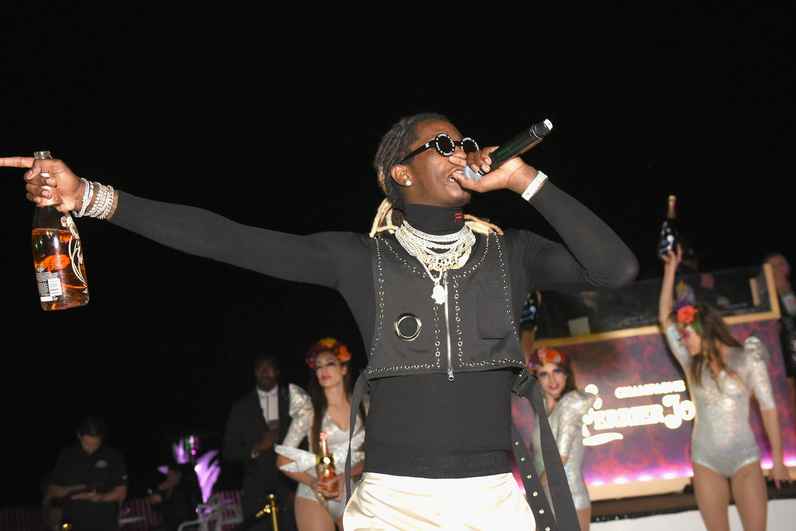 """Young Thug's Director Says Beef With Rich Homie Quan Runs """"Deeper Than Rap"""""""