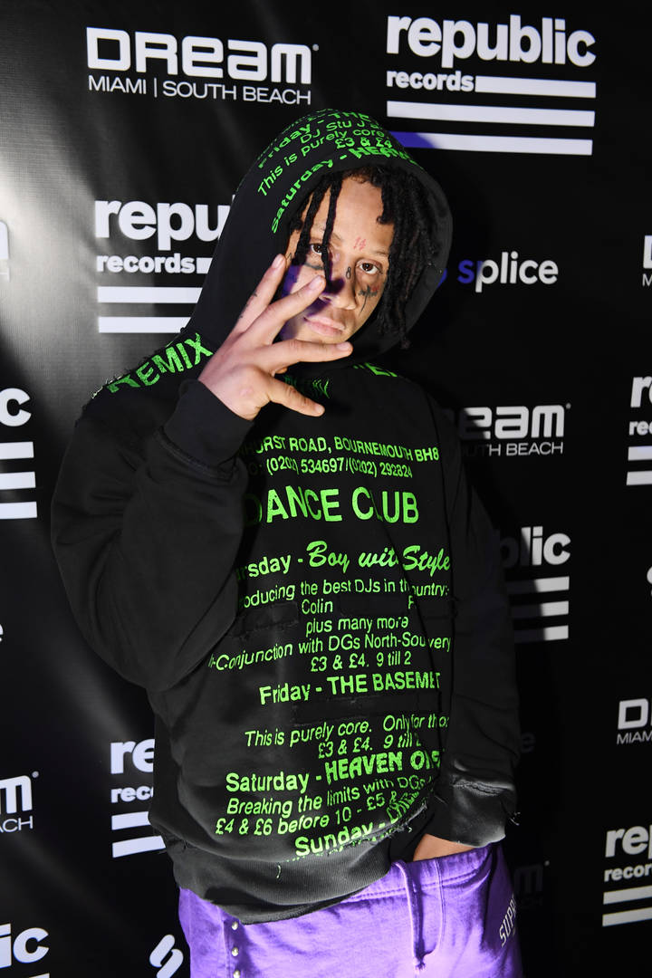 Trippie Redd Trashes 6ix9ine In New Interview & Names His Top 5 Rappers