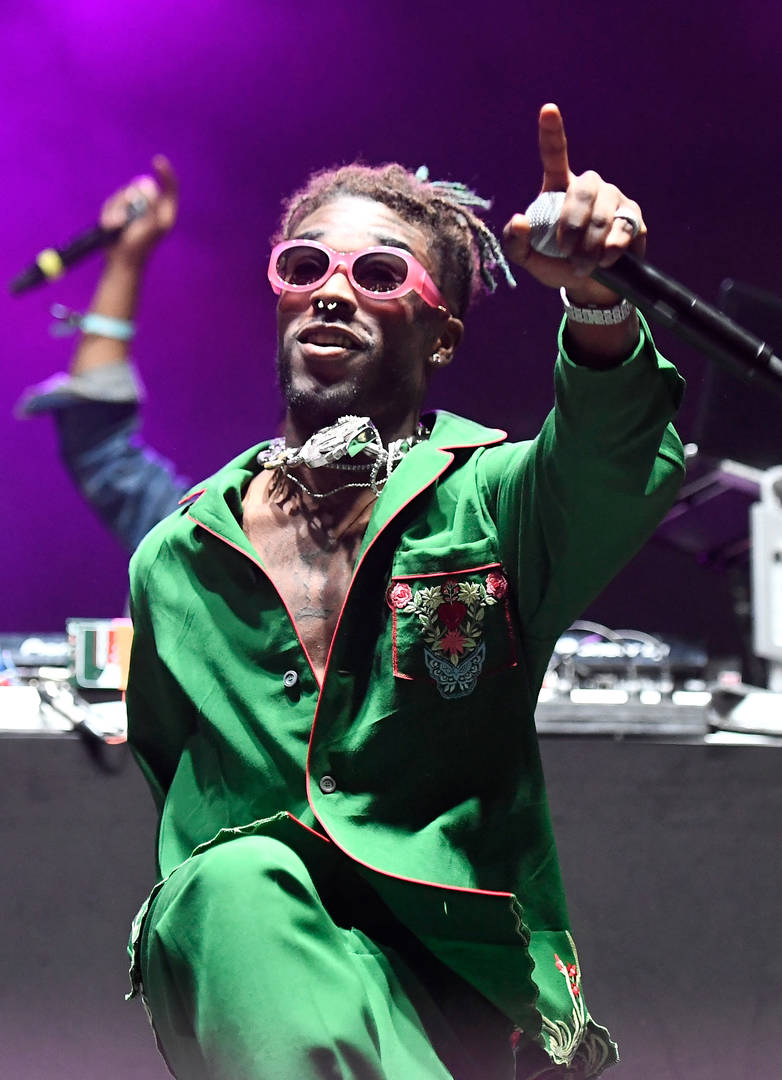 Lil Uzi Vert & Tyler, The Creator Are Best Buds: Foot Races, Fit Pics & Taco Bell