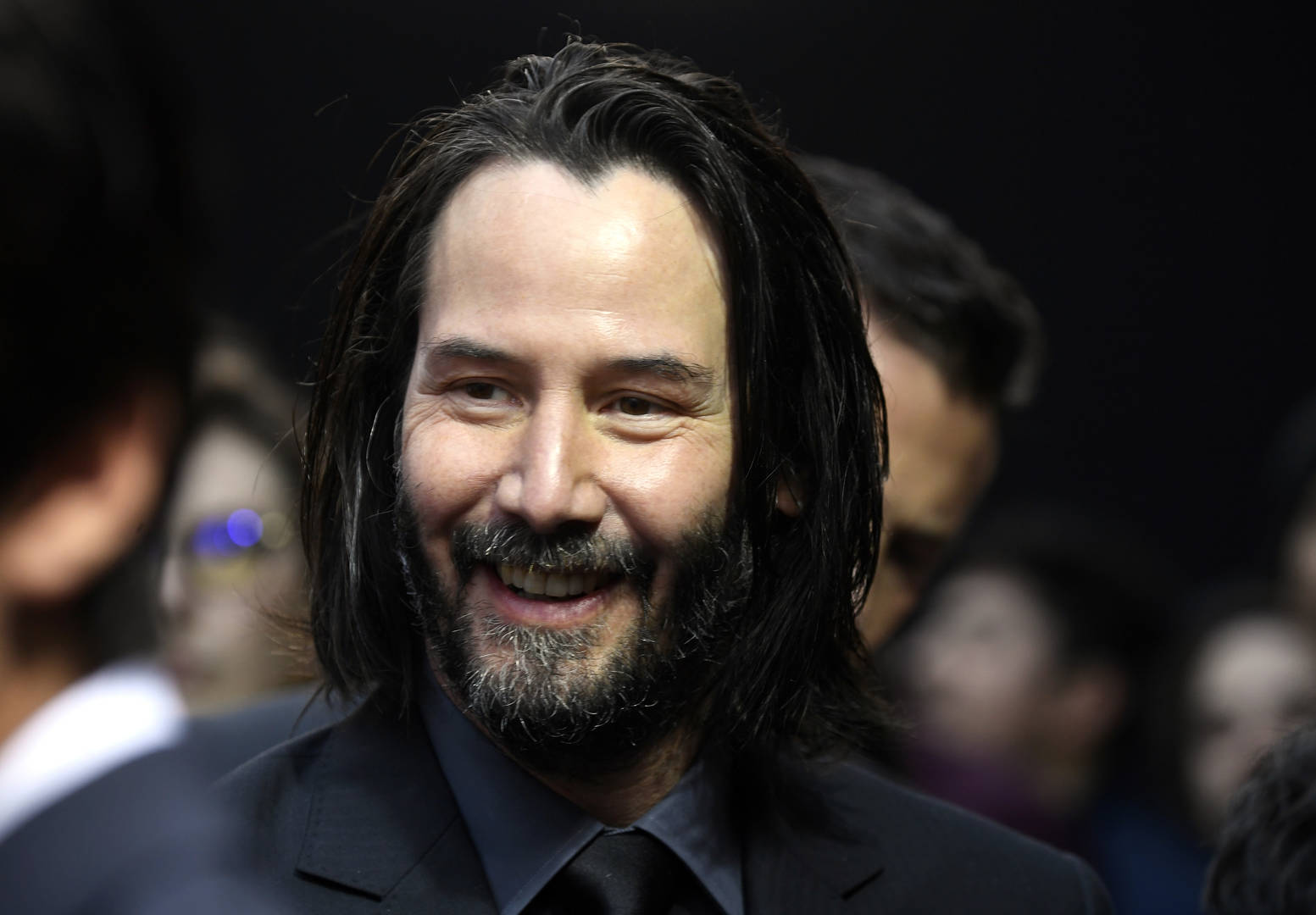 Keanu Reeves Fever Con...