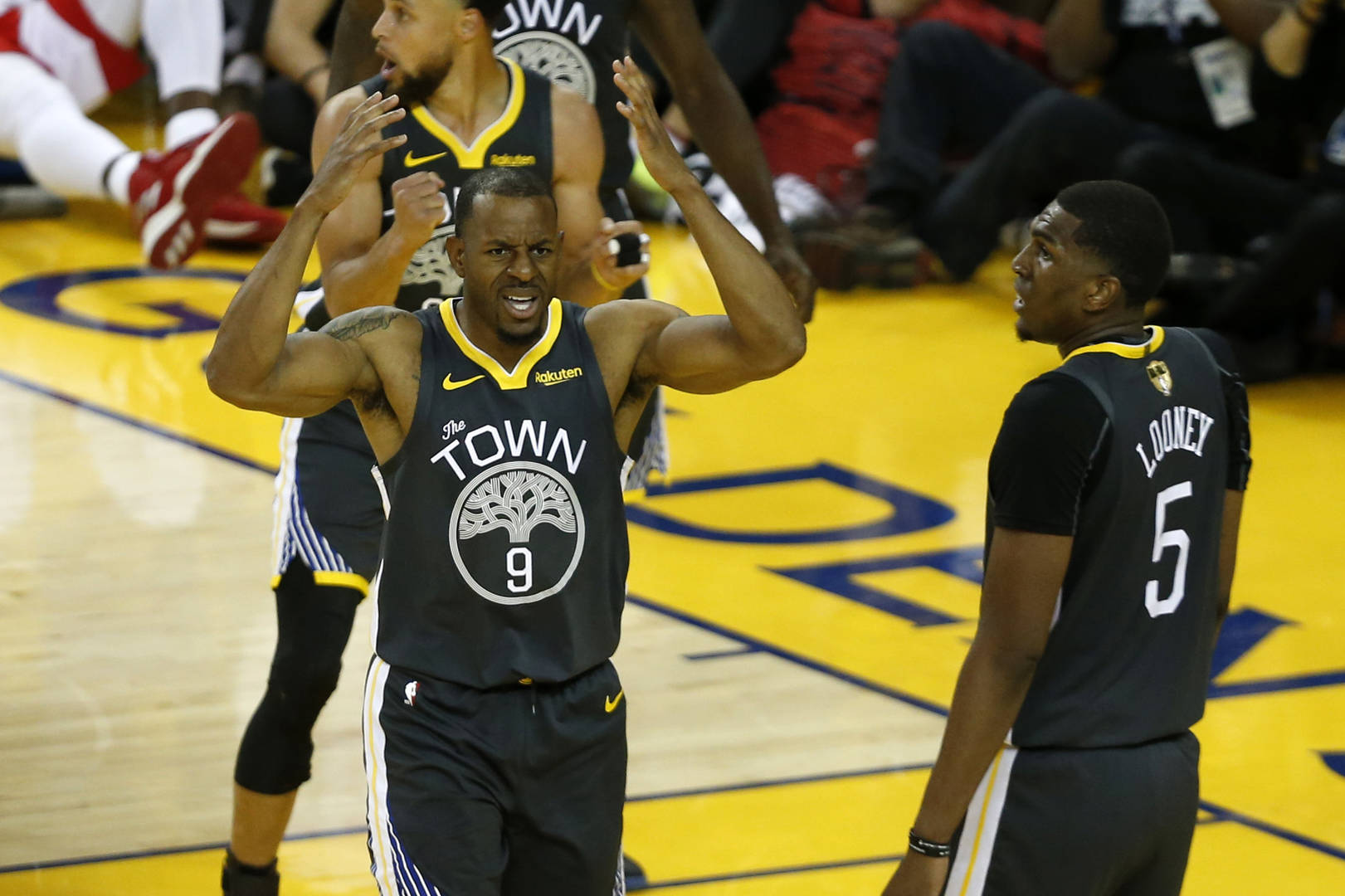 Andre Iguodala vows he'll 'be just fine' after reported Grizzlies arrangement