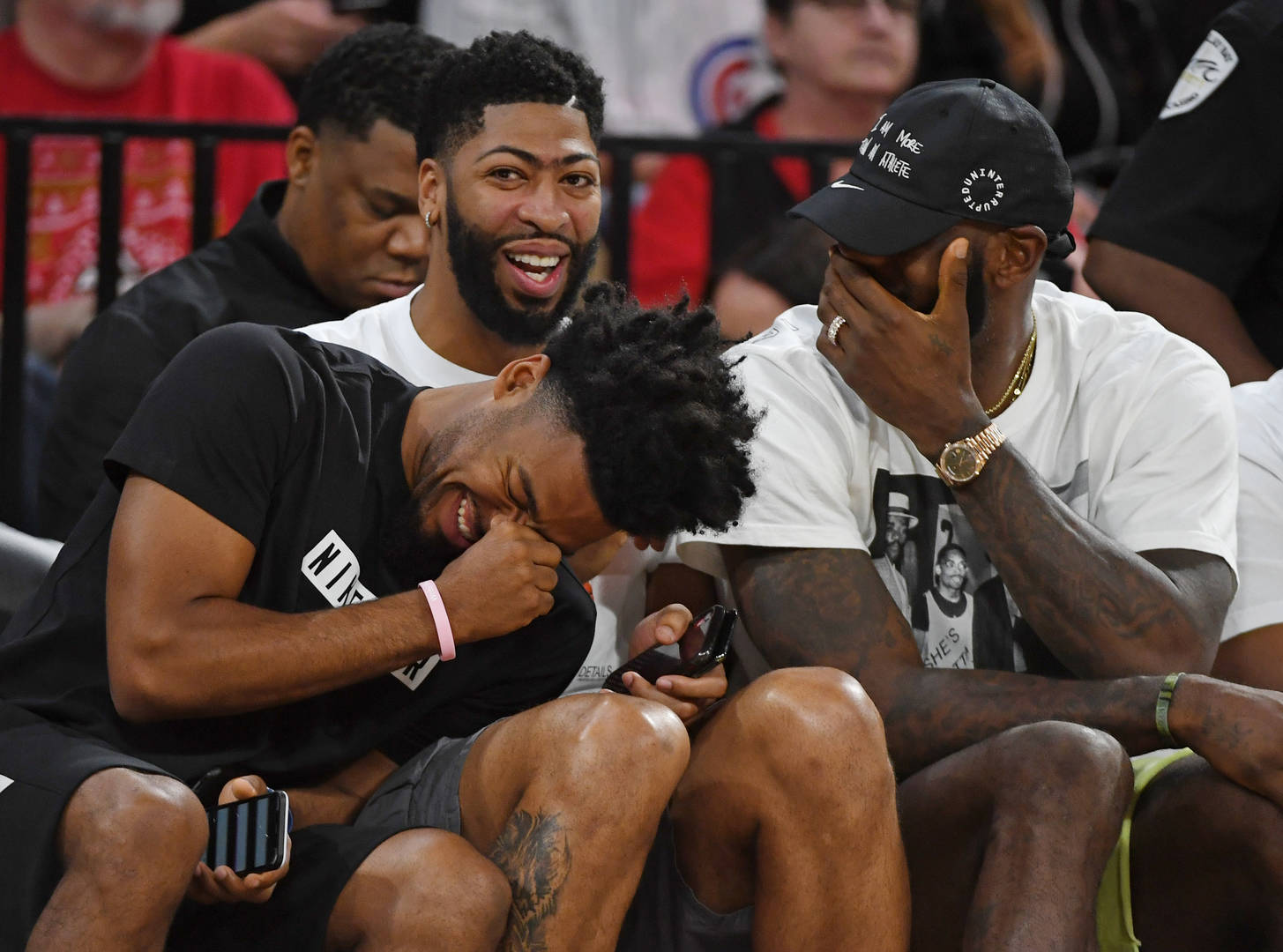 Lebron James Dwight Howard Ad Have Lakers Reunion In Las Vegas