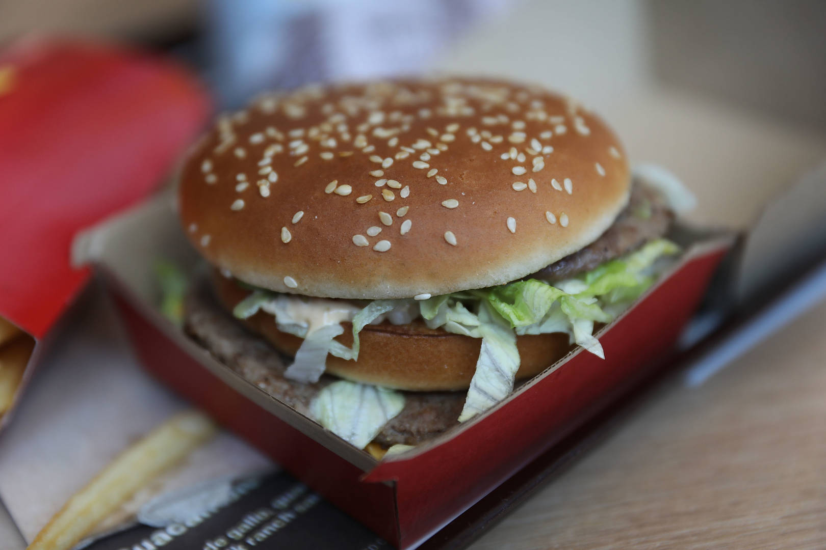 McDonald's Is Selling One-Cent Big Macs This Week