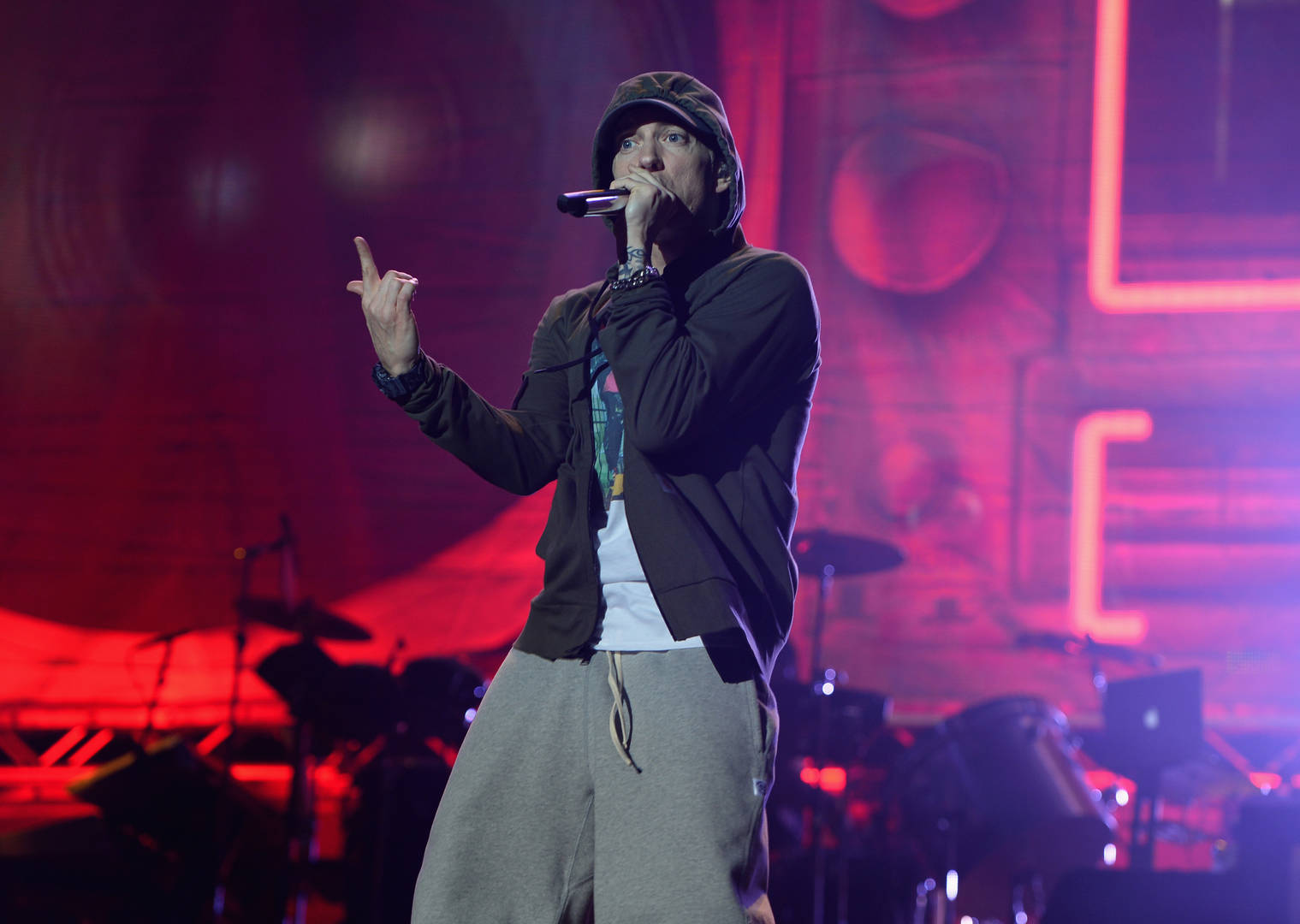 Eminem Re-Ups On Original Throwback Merch Designs