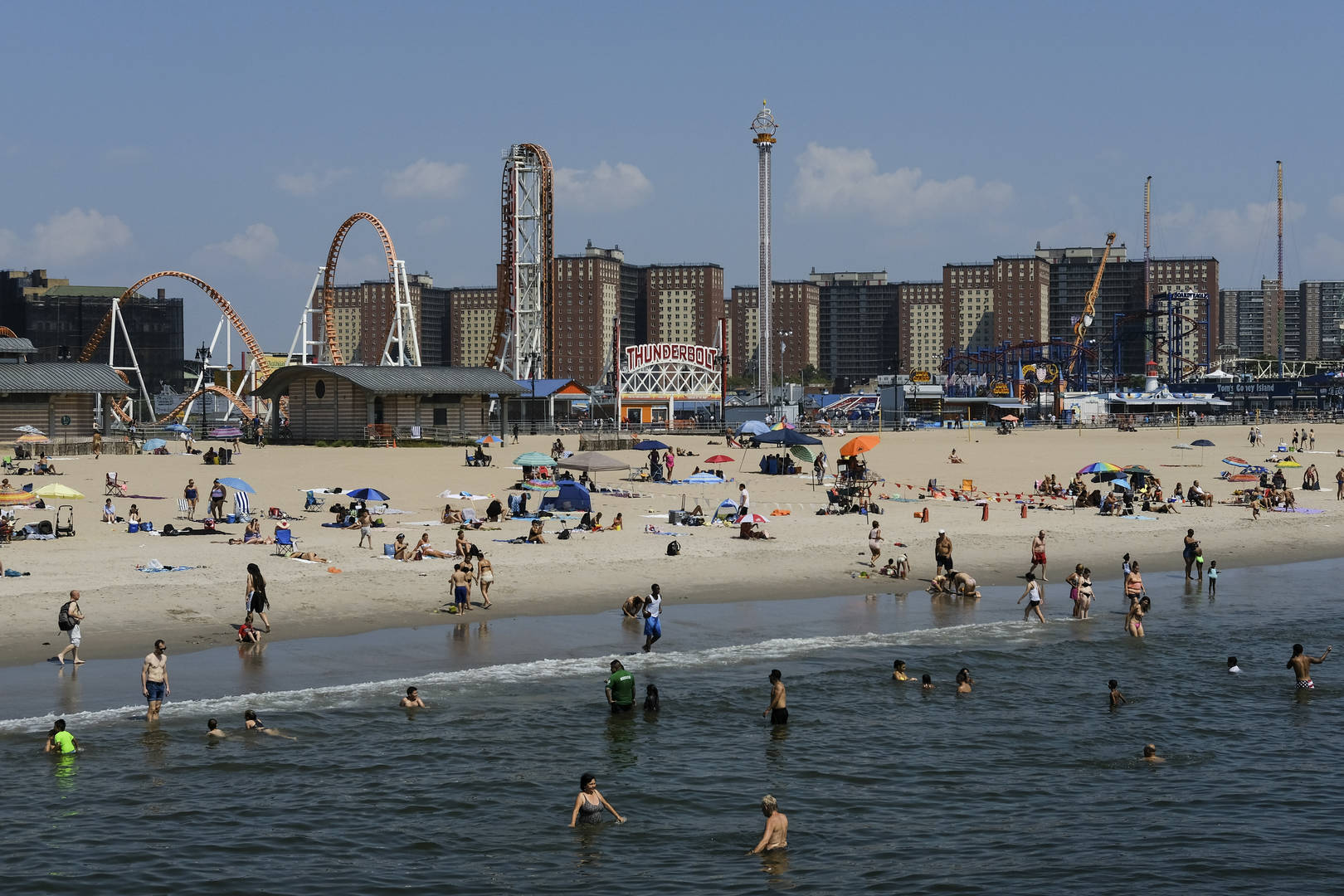 Coney Island To Remove Amusement Park Rides To Focus On Water Park