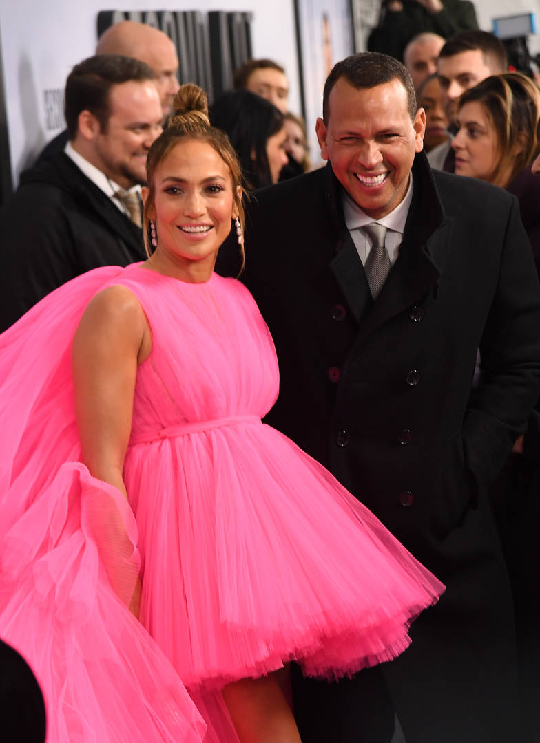 Jennifer Lopez & Alex Rodriguez Seek Marriage Advice From Justice Ruth Bader Ginsburg