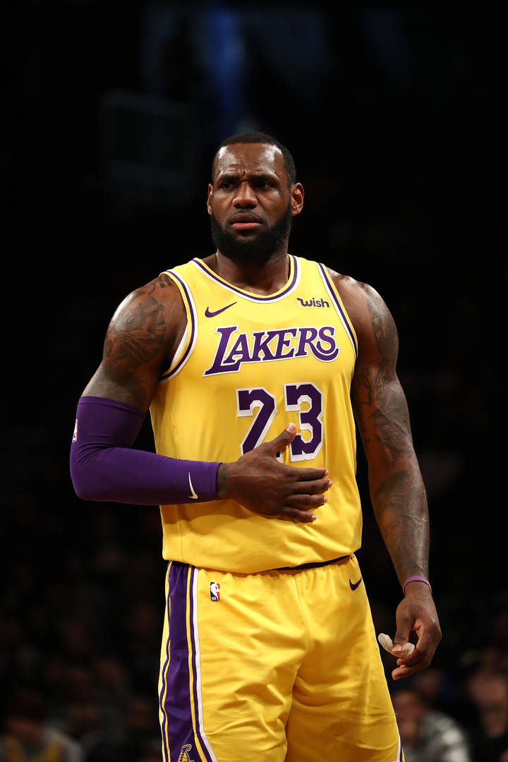 """LeBron James' """"Taco Tuesday"""" Trademark Filing Being Protested By Restaurant"""