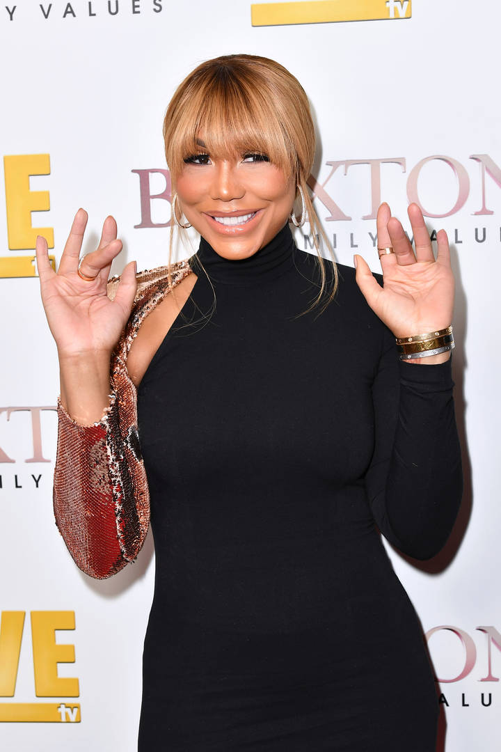 """Tamar Braxton Vows To Never Wear Spanx Again During """"Wendy Williams"""" Visit"""