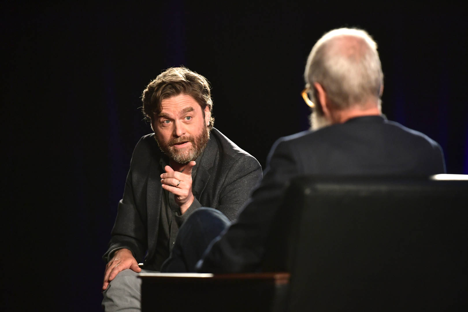 "Zach Galifianakis' ""Between Two Ferns"" Finally Drops The Trailer We've Been Waiting For"