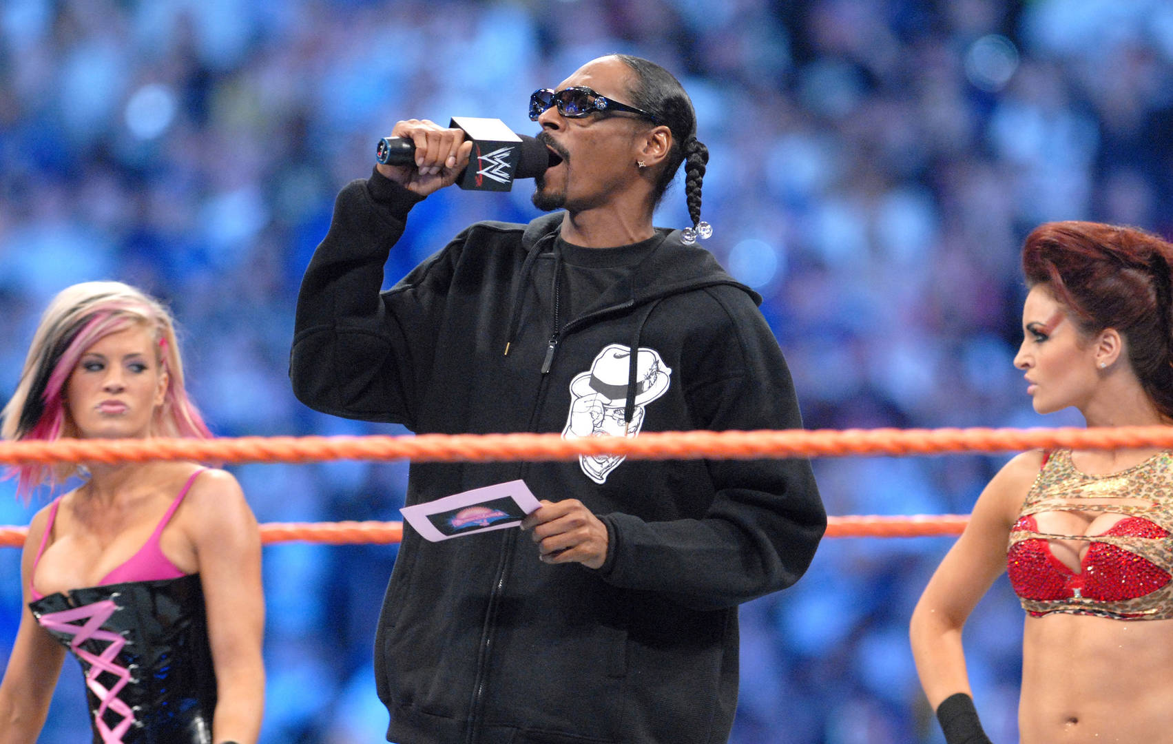 Here Comes The Pain: Hip-Hop's Biggest Wrestling Fans