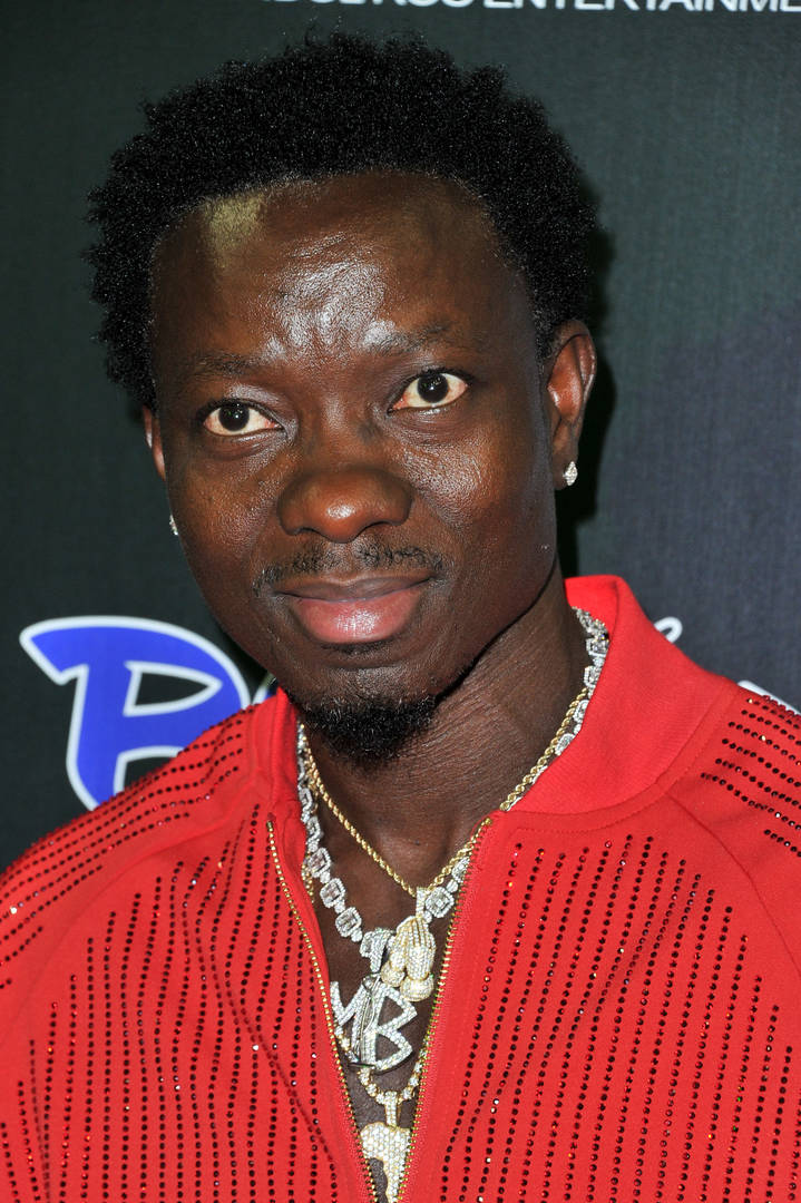 "Michael Blackson Says His Life ""Is Complete"" After Working With Eddie Murphy"