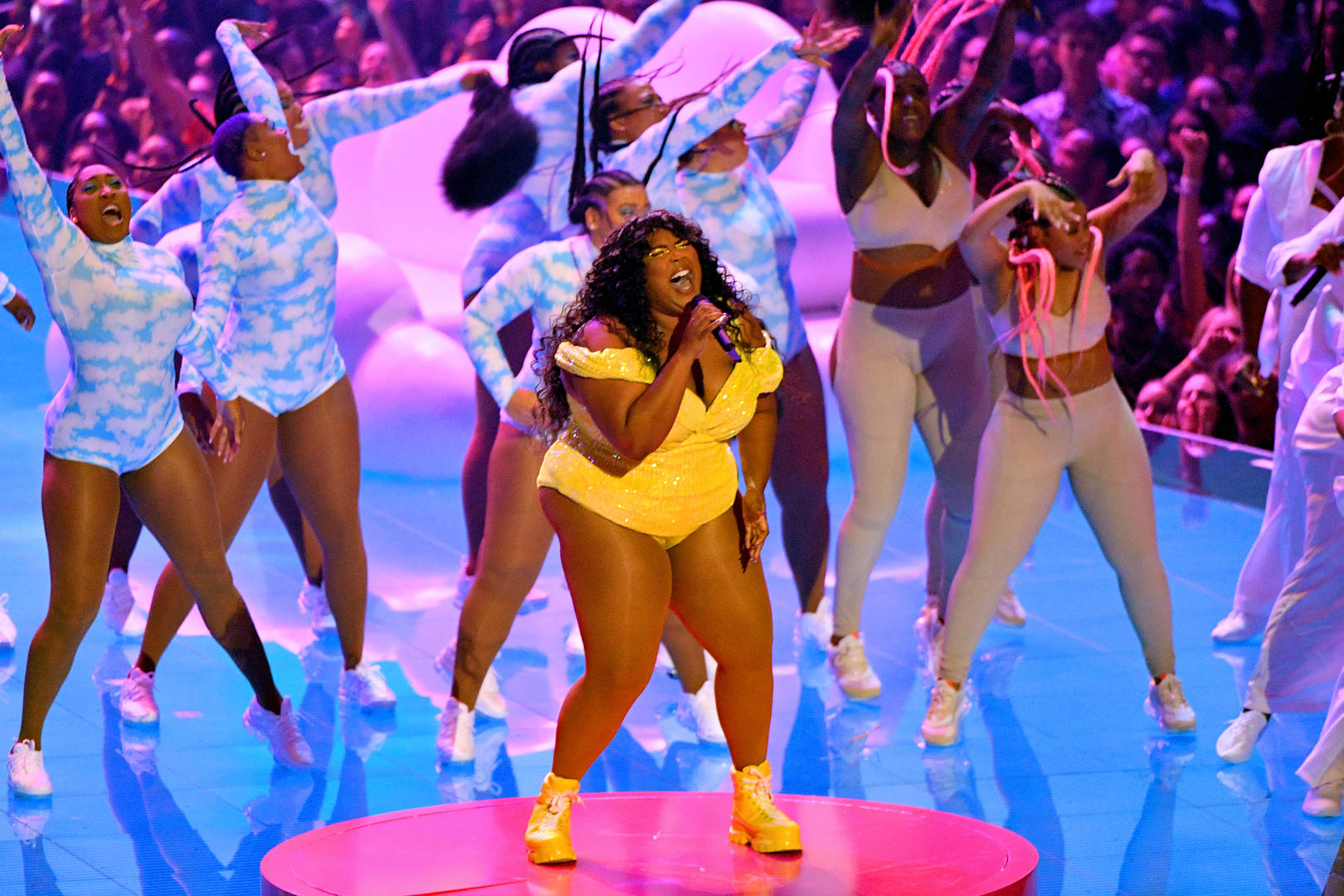Lizzo Ties With Cardi B For Longest-Running Hot 100 Single By A Female