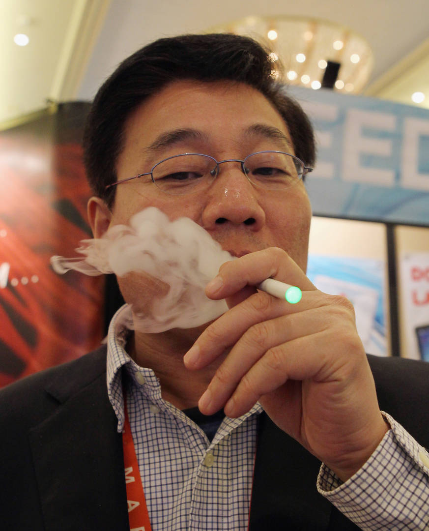 Trump Plans On Banning Sale Of Flavoured E-Cigarettes