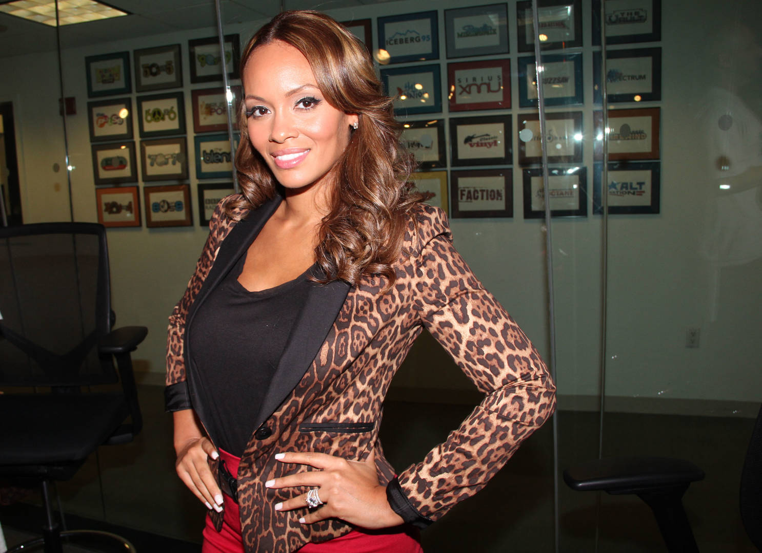 """Evelyn Lozada To File Restraining Order Against """"Basketball Wives"""" Co-Star: Report"""