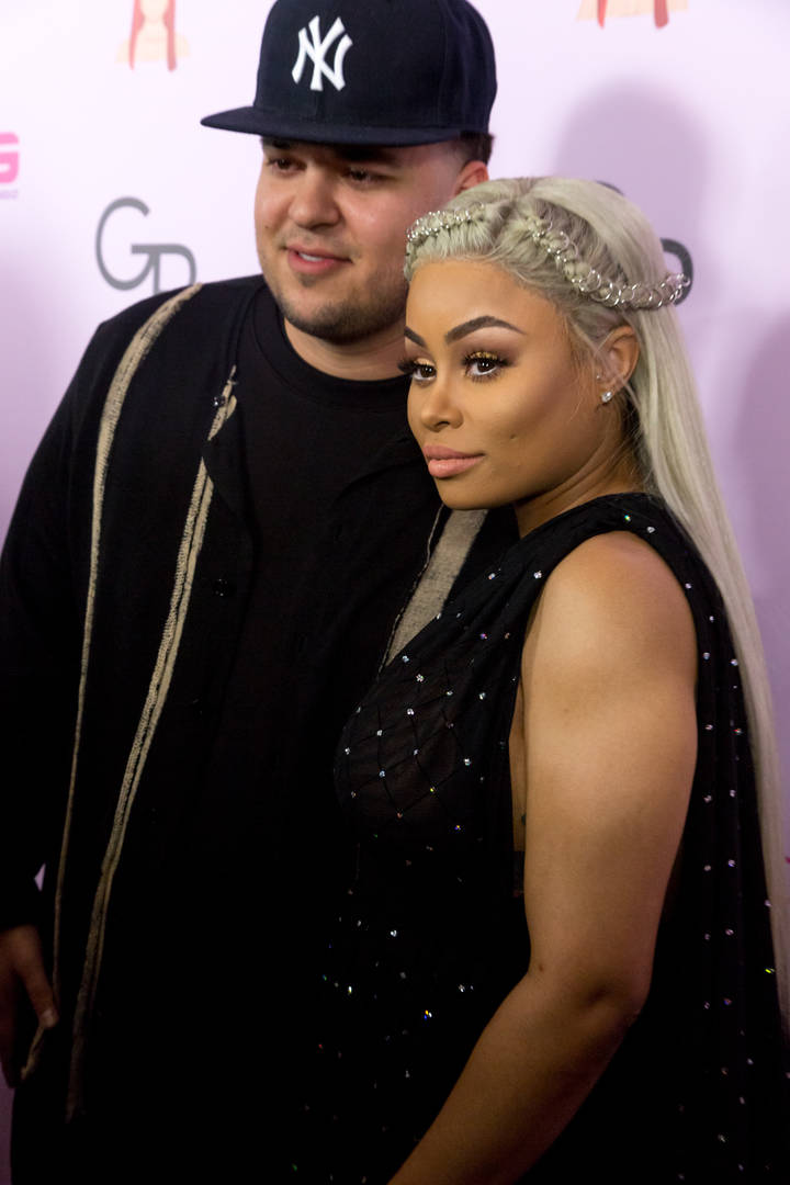 Rob Kardashian Heads To Court To Defend Hitman Texts To Blac Chyna's Friend