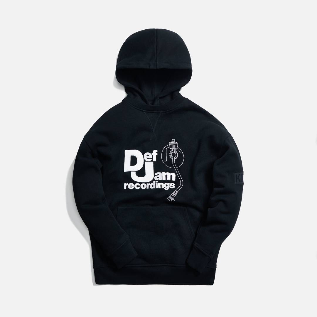 Kith x Def Jam Apparel Collection Releasing For The Label's 35th Anniversary