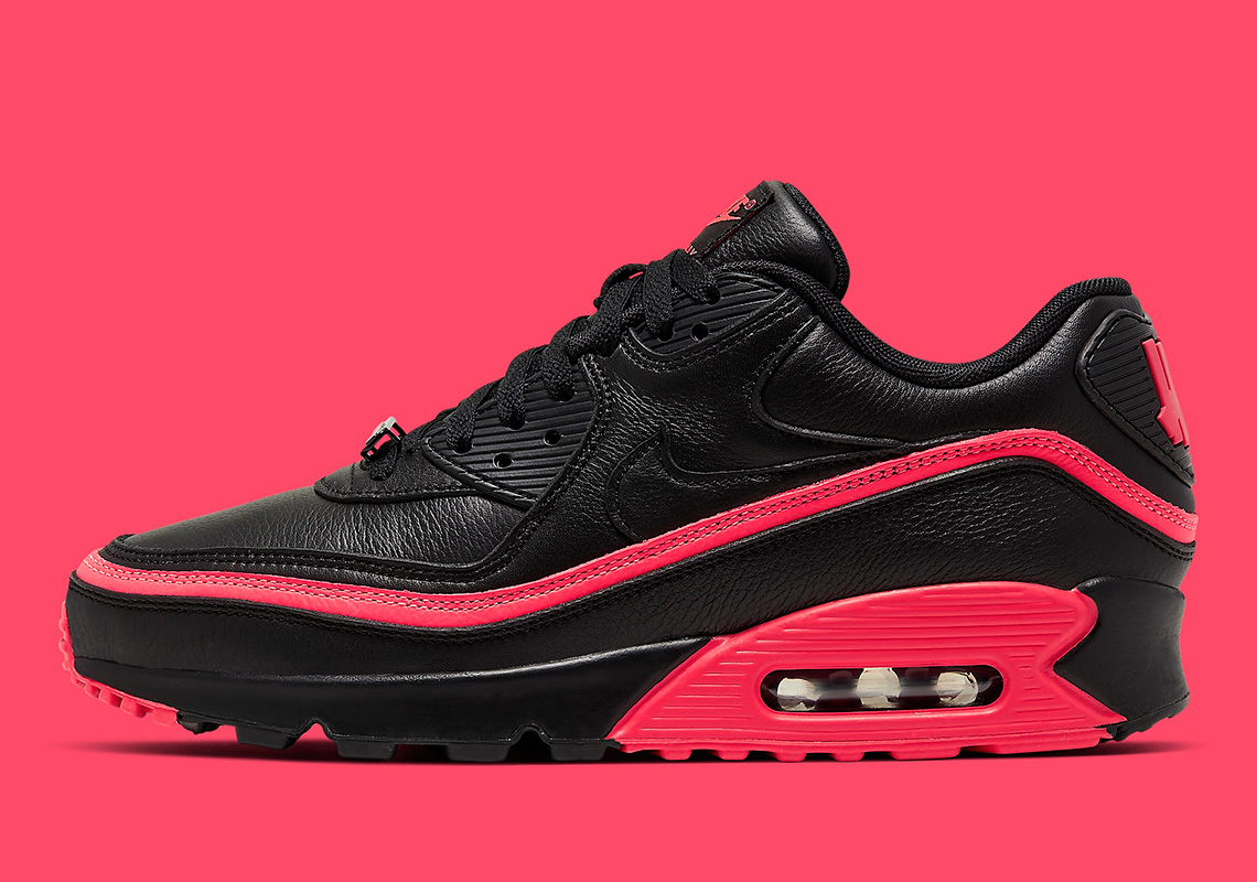 Nike Air Max 90 x Undefeated Collabs Coming Soon: Official Images