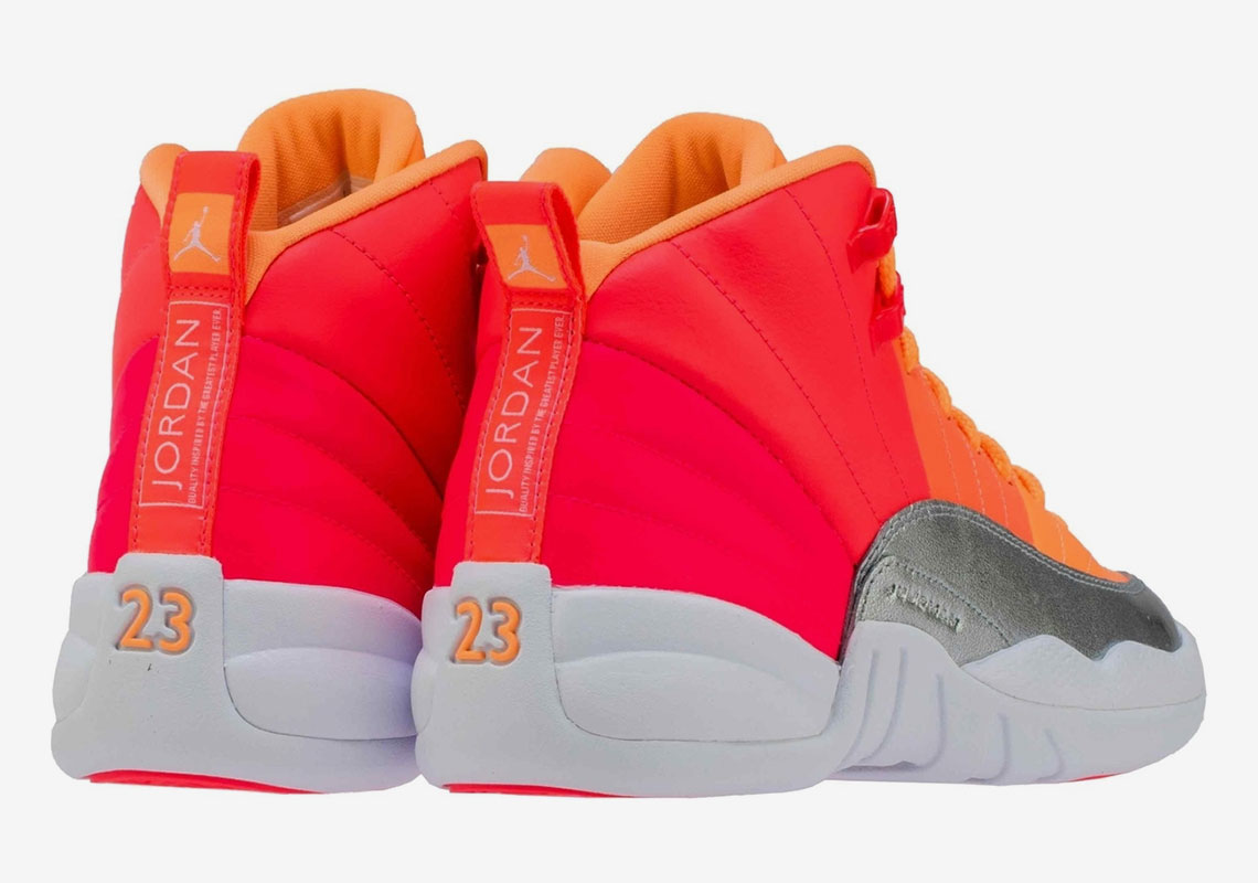 low priced ceeb1 781d1 Air Jordan 12 Set To Release In An Exotic Sunburst Colorway ...