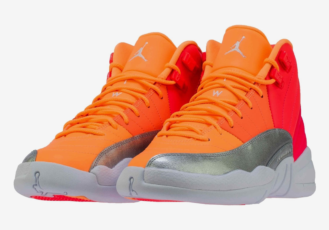 low priced 50099 247d8 Air Jordan 12 Set To Release In An Exotic Sunburst Colorway ...