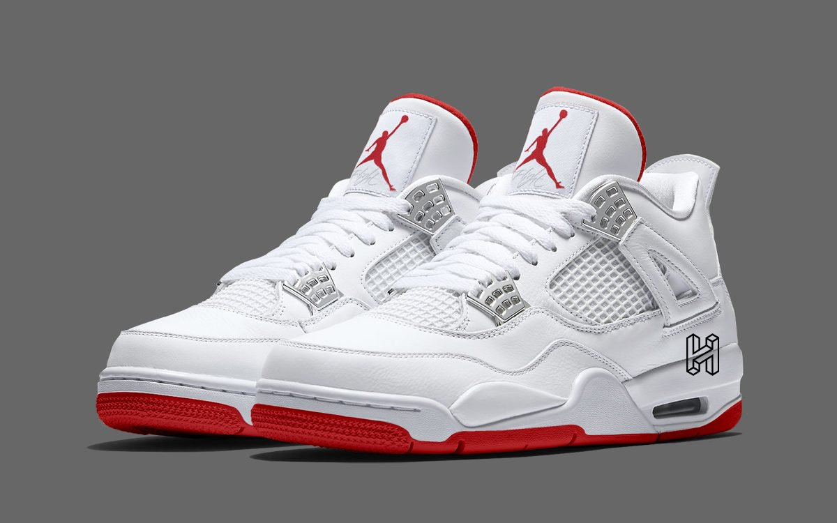 the latest d2e88 b9851 Air Jordan 4 Releasing In New Chicago Bulls-Themed Colorway