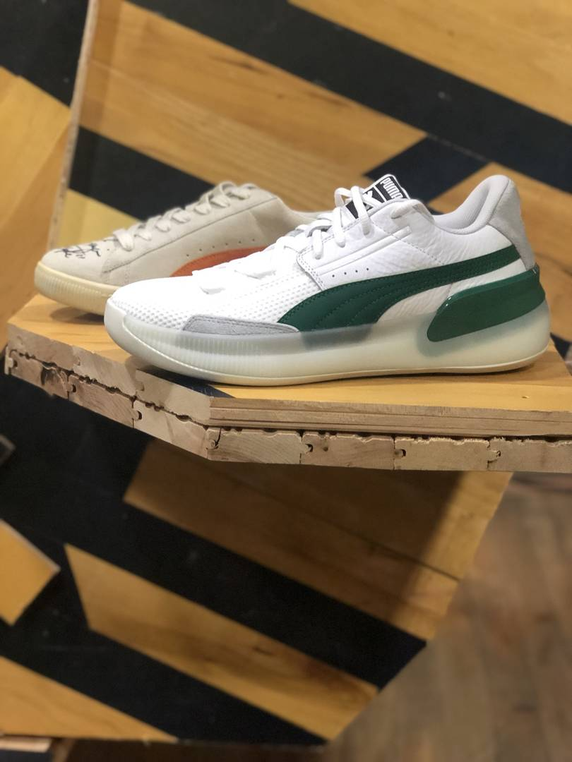 Puma Basketball Unveils New Sneaker: The Clyde Hardwood