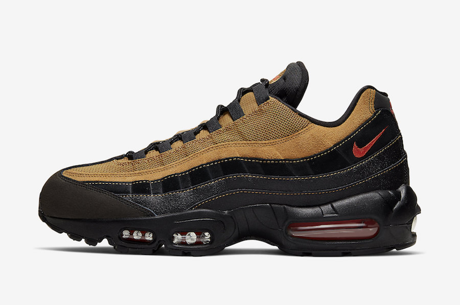 "Nike Air Max 95 Releasing In Fall-Ready ""Cosmic Clay"" Colorway"