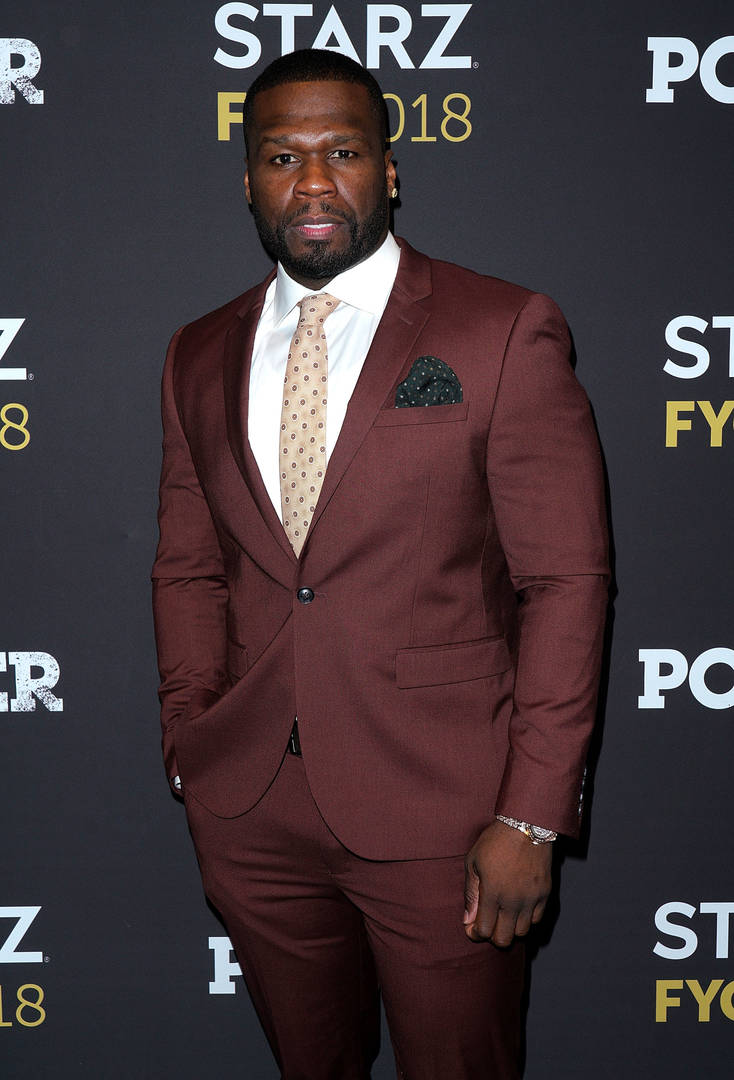 "50 Cent Wants To Direct Marvel Movie, Says ""Power"" Can't Afford Him Anymore"