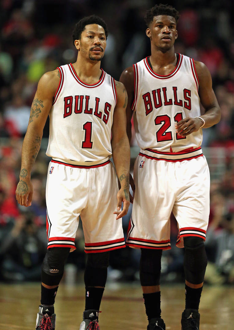 Derrick Rose Details Jimmy Butler's Strange Antics During Bulls Tenure