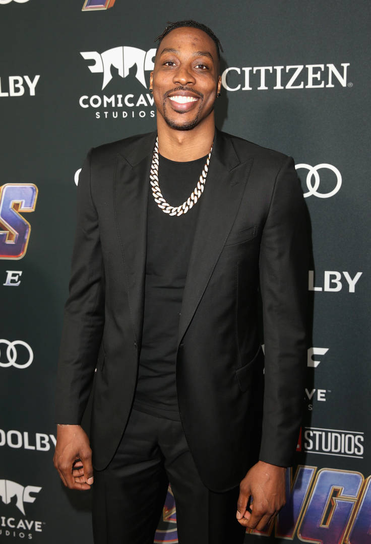 "Dwight Howard Speaks Out About Lakers Signing, Hitting ""Rock Bottom"""
