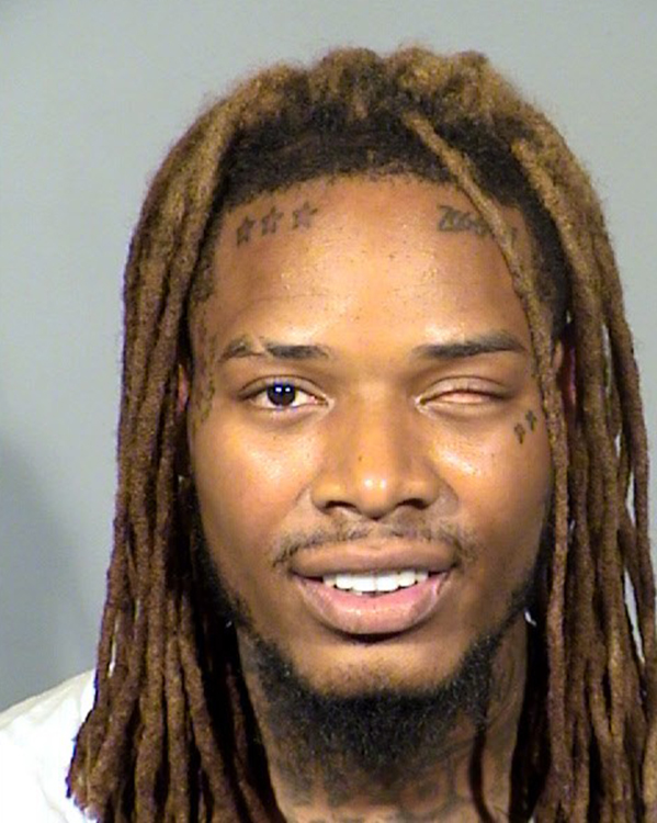 Fetty Wap arrested for allegedly assaulting Las Vegas hotel workers