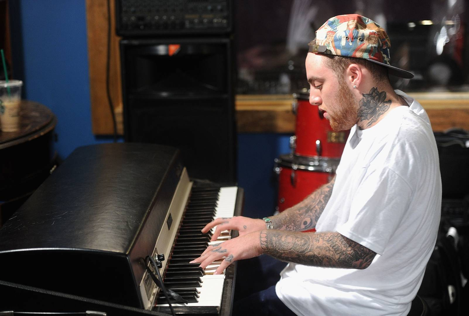 Mac Miller's Alleged Drug Dealer Charged For Selling Him Fentanyl: Report