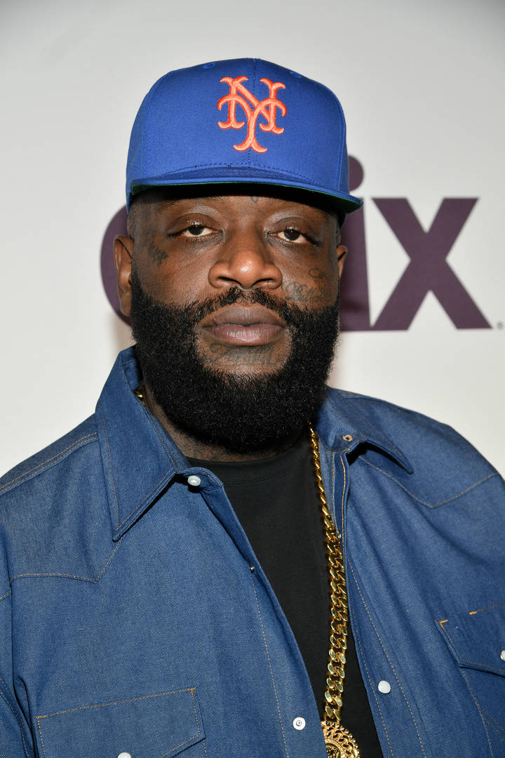 Rick Ross Is Looking Intense & Fit In New Boxing Training Video