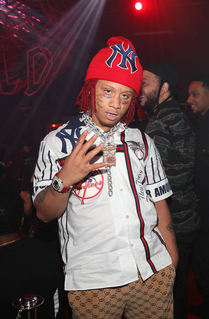 "Trippie Redd Recalls Simpler Times After 6ix9ine Snitches: ""Love You All & My Life"""