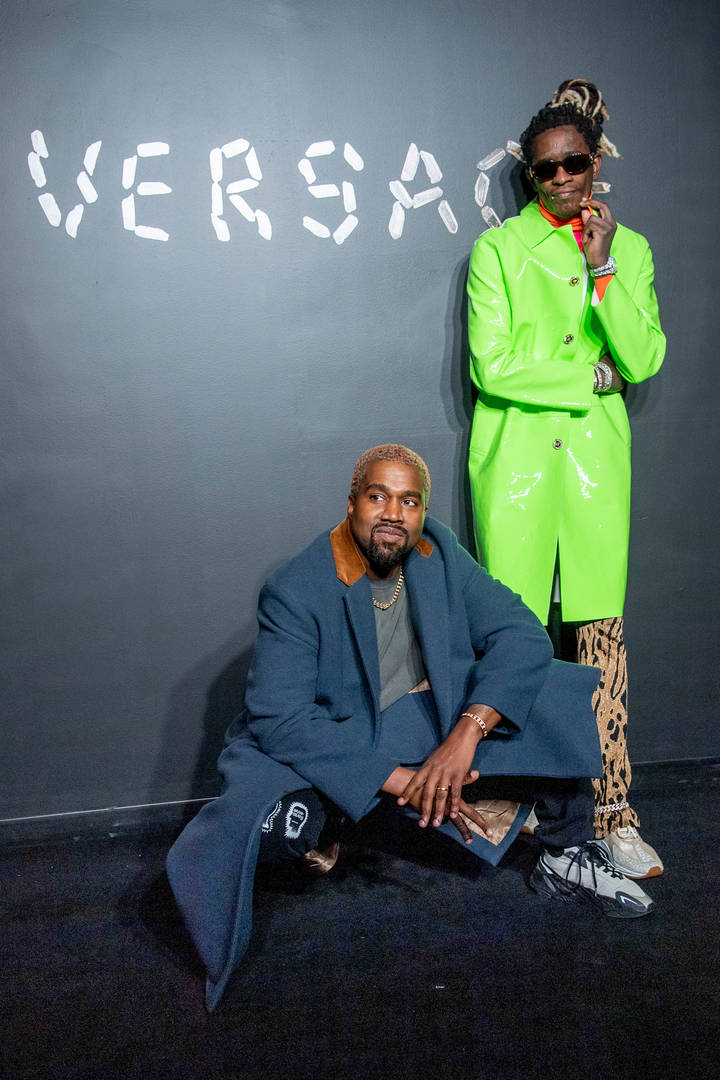 """Young Thug Asks Kanye West If His Verse """"About The Devil"""" Is Still On """"Jesus Is King"""""""
