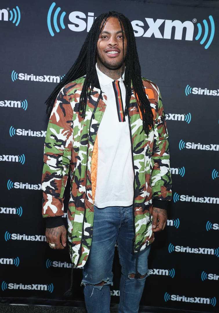 "Waka Flocka Explains Why ""Men Are Not Supposed To Be Happy"""