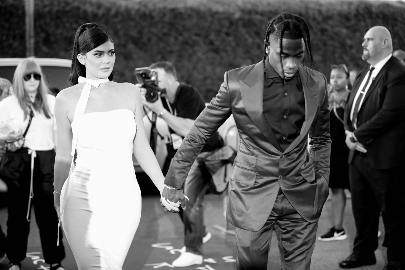 "Travis Scott's Alleged Side Chick Speaks Out: ""Leave Us Alone"""