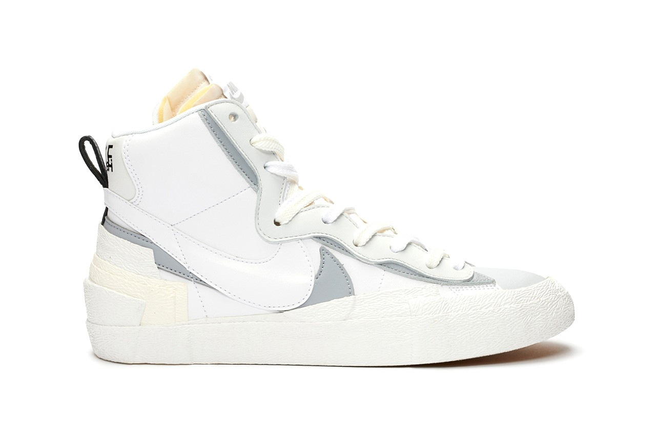 Sacai x Nike Blazer Mids Reselling For Far More Than The First Collabs: Details