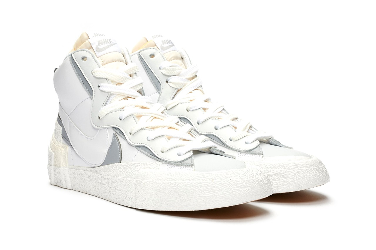 Sacai x Nike Blazer Mid Release Details, Official Photos Revealed