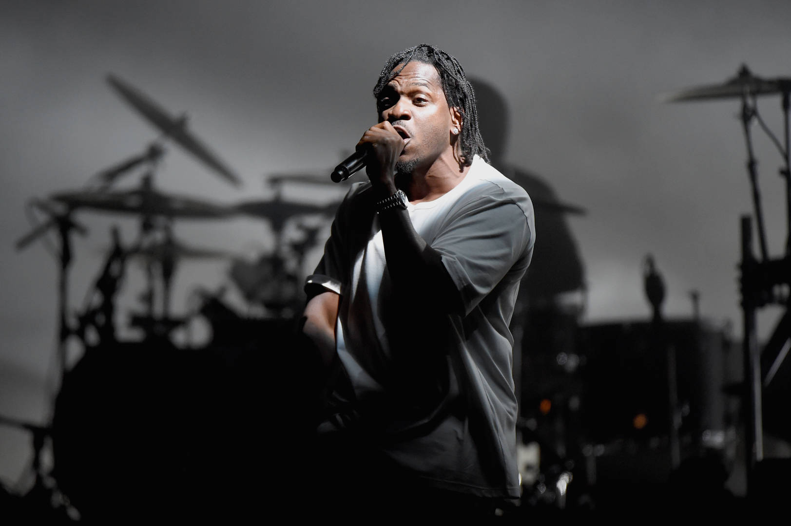 "Pusha T Teases Smoldering New Single ""Puppets"""