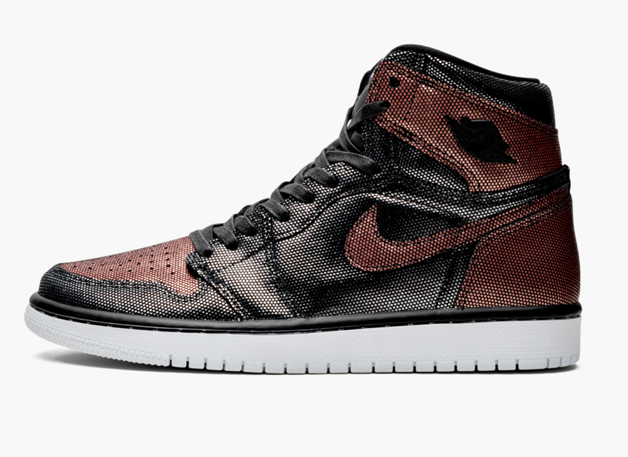 "Air Jordan 1 High OG ""Fearless"" Release Date, Official Images Revealed"