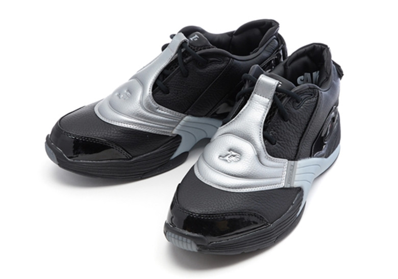 Allen Iverson's Reebok Answer V Returns In OG Black/Silver Colorway