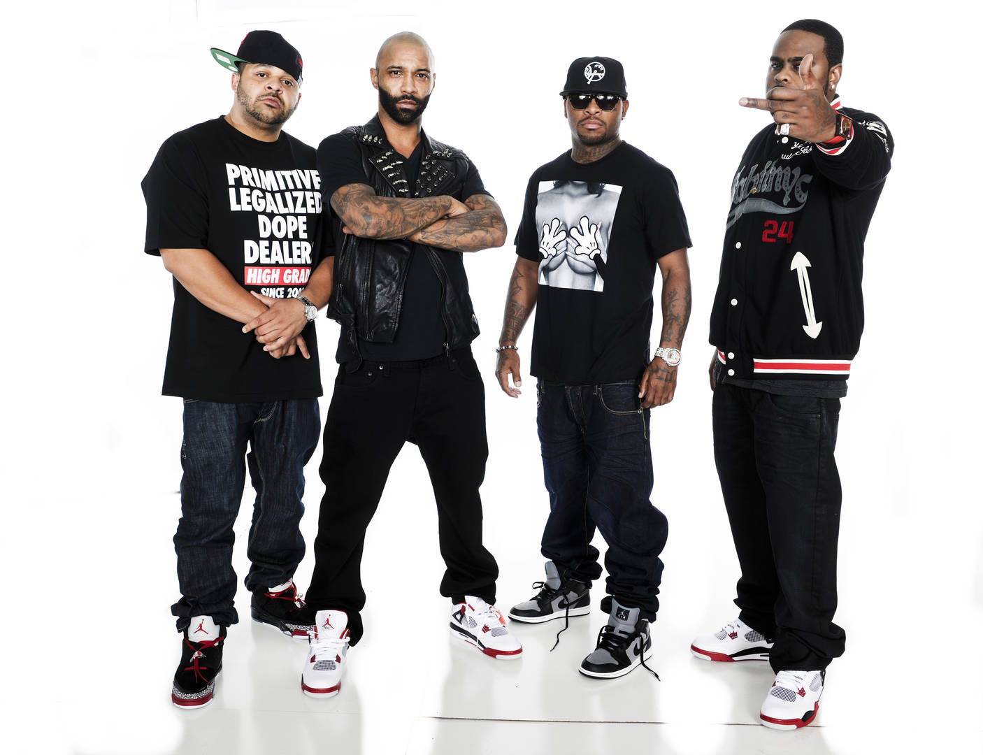 Joe Budden Told Slaughterhouse To Replace Him, Speaks On Why He Left The Group