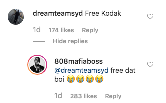 Southside Switches Up On Kodak Black After Yung Miami Threats