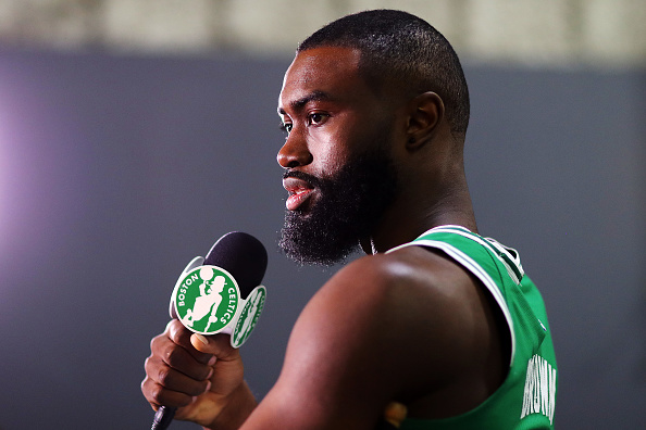 Celtics extend 4-year, $80M offer to Brown