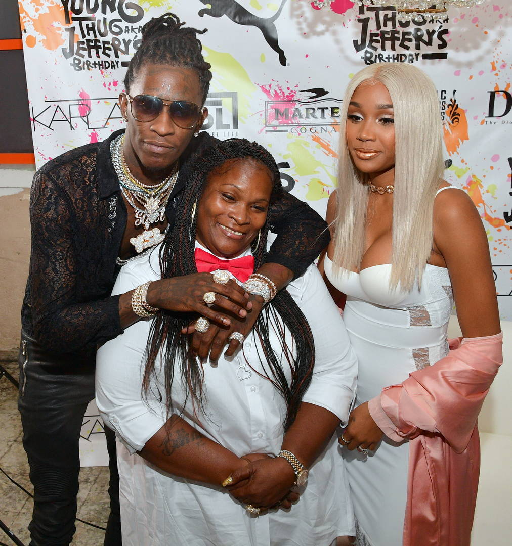 Young Thug's Fiancée Jerrika Karlae Says He's The Reason They've Never Had A Threesome
