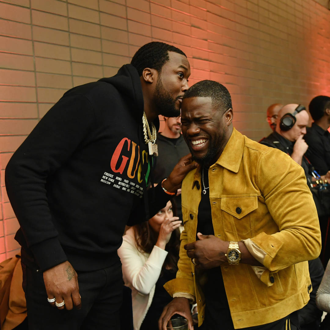 Driver Of Kevin Hart's Totalled Plymouth Barracuda Already Back On His Feet