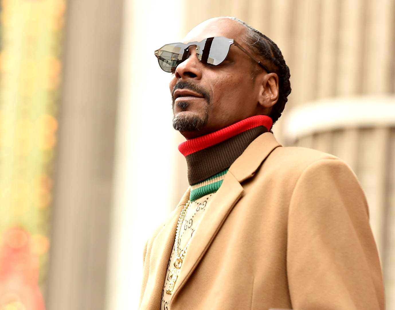 """Snoop Dogg Goes Back In Time With """"Puppy"""" Era Pics"""